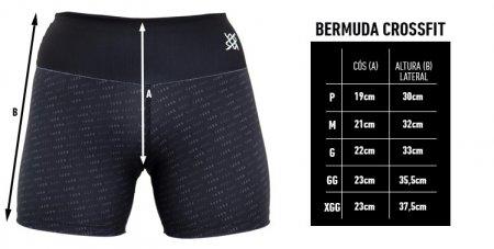 Medidas Bermudas HUPI