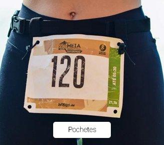 Porta numero para corrida