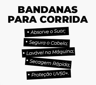 Bandana Corrida