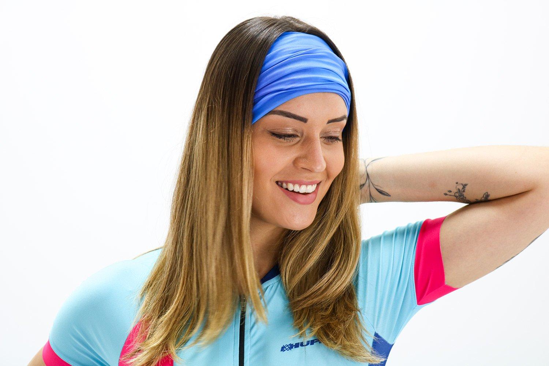 Bandana Hupi - Tie-dye Azul