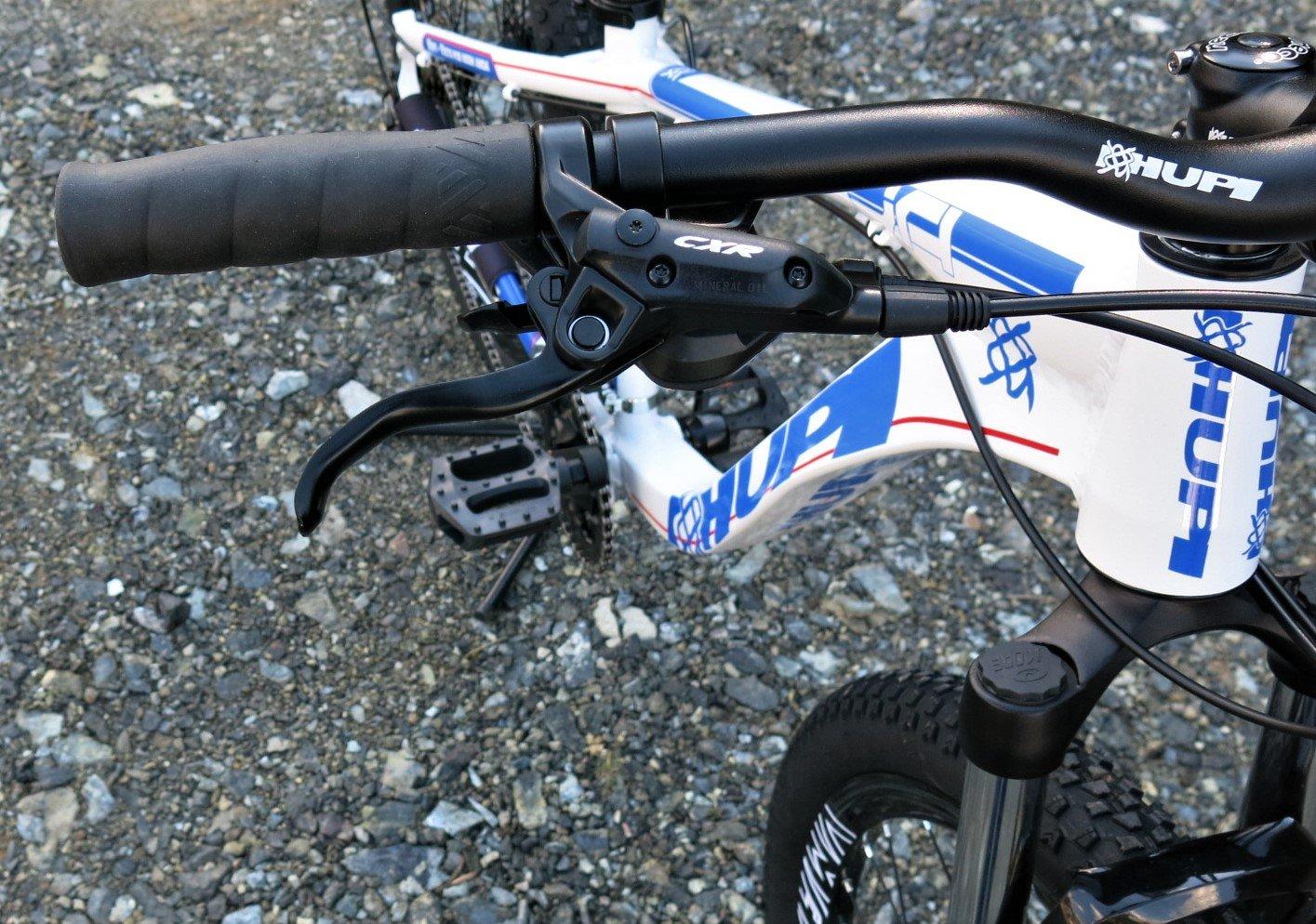 "Bicicleta HUPI Naja 27.5"" Hidráulica 2019 Branca"