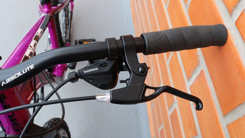 "Bicicleta HUPI Naja 27.5"" Mecânica 2019 Roxa"