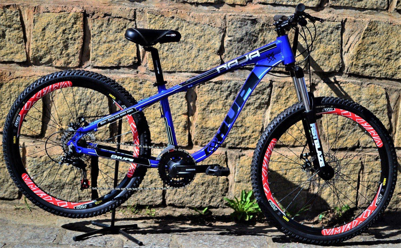 Bicicleta HUPI Naja Hidráulica 2019 Azul