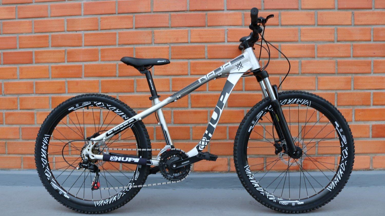 Bicicleta HUPI Naja Hidráulica 2019 Raw