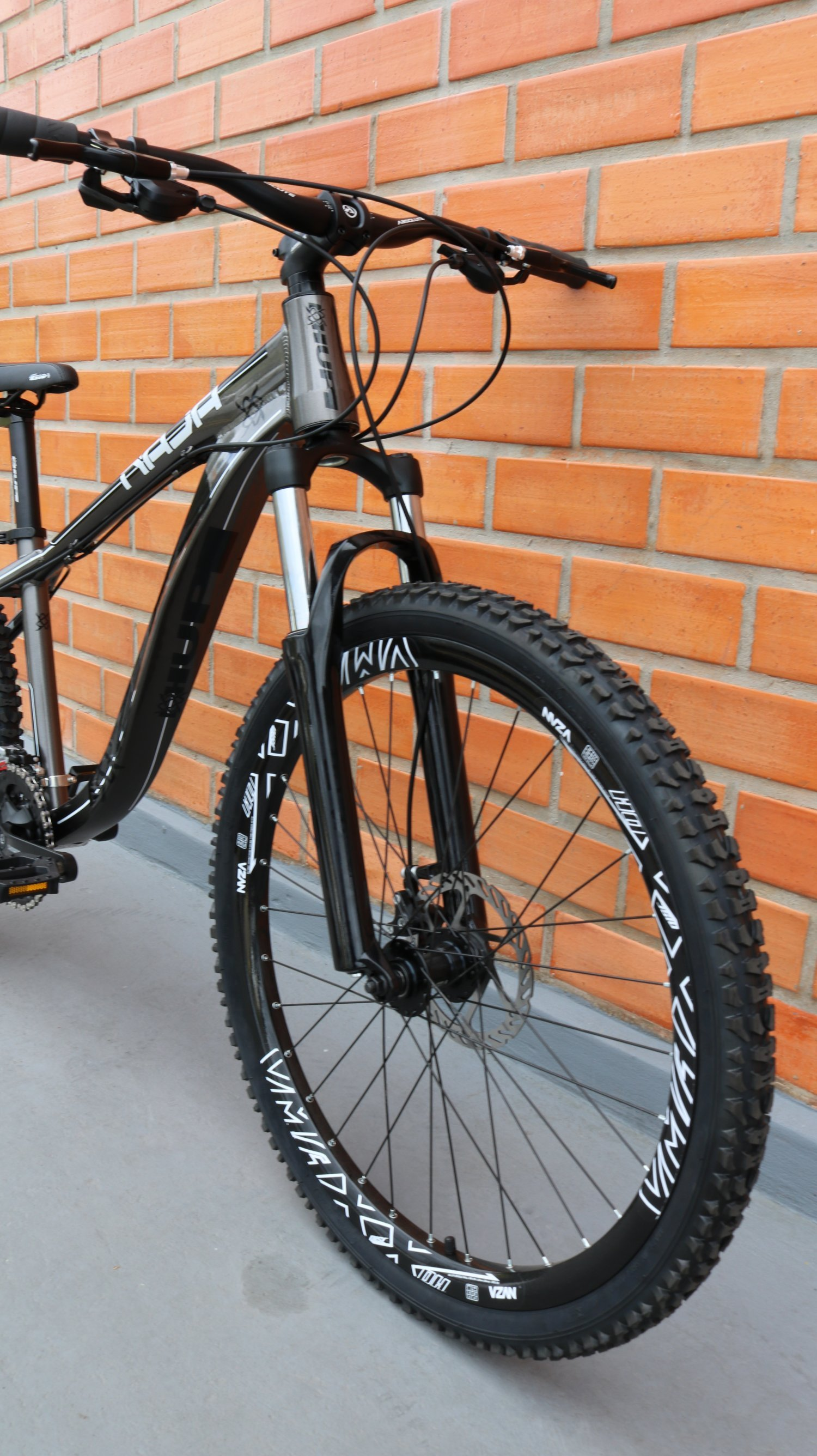 Bicicleta HUPI Naja Mecânica 2019 Grafite
