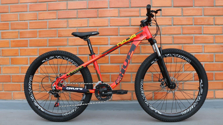 Bicicleta HUPI Naja Mecânica 2019 Vermelha
