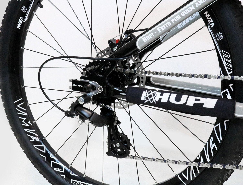 "Bicicleta HUPI Naja One 27.5"" V7 Preta"