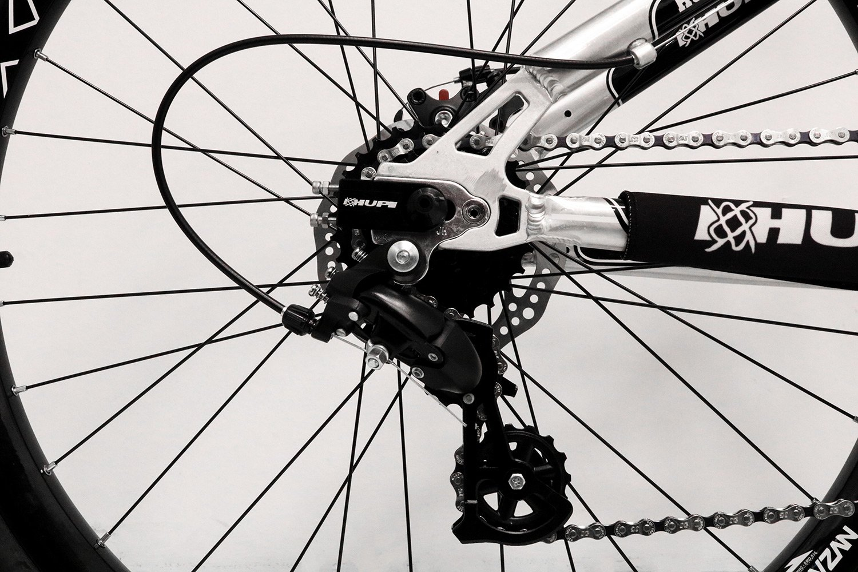 "Bicicleta HUPI Naja One 27.5"" V7 RAW"