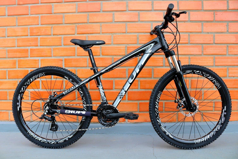 "Bicicleta HUPI Whistler One 26"" 2019 Preta"