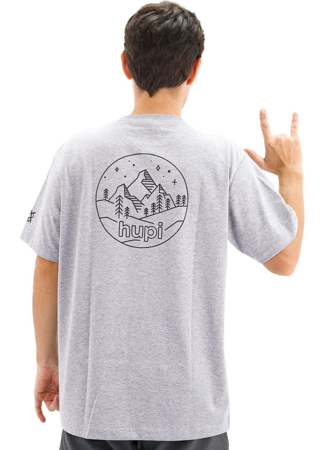 Camiseta Casual HUPI Colorado Mescla