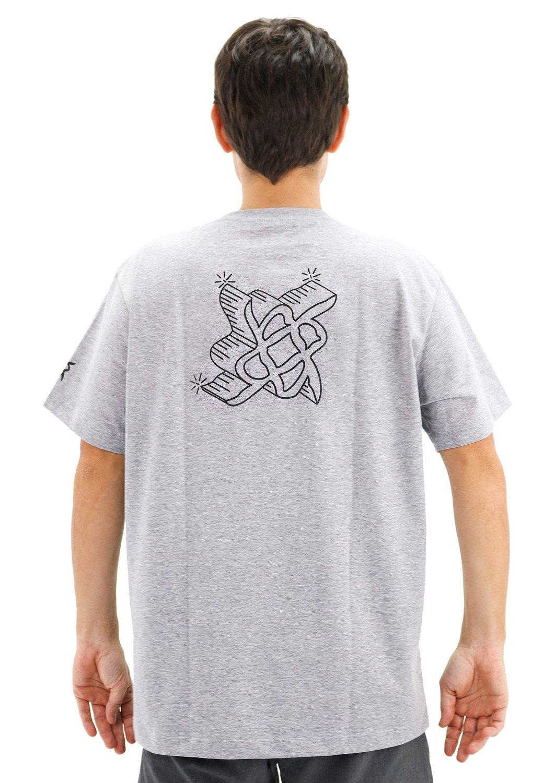 Camiseta Casual HUPI Deep Mescla