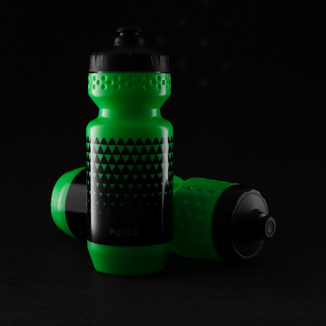Garrafa Pullo Inca Verde Neon 750ml