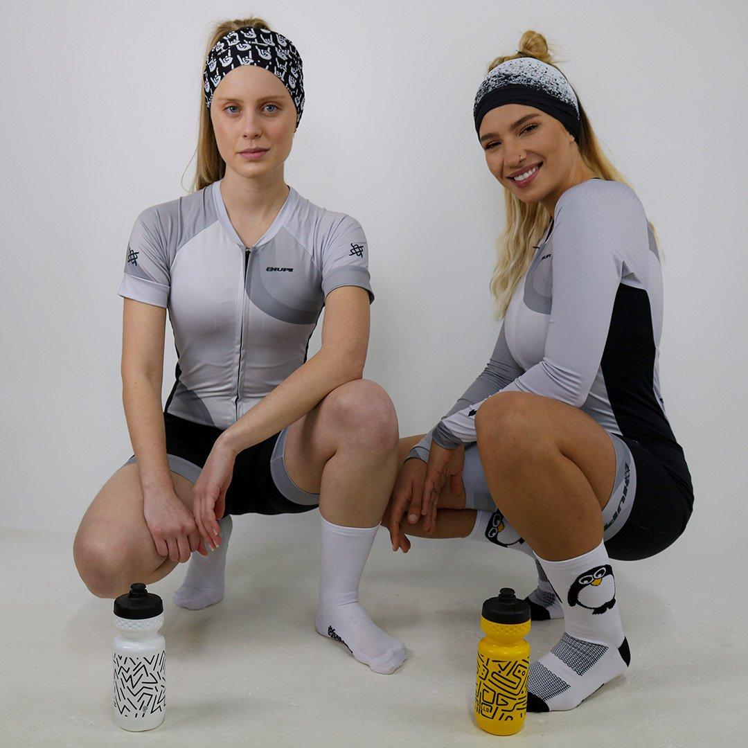 Macaquinho Ciclismo HUPI Dalila Manga Longa