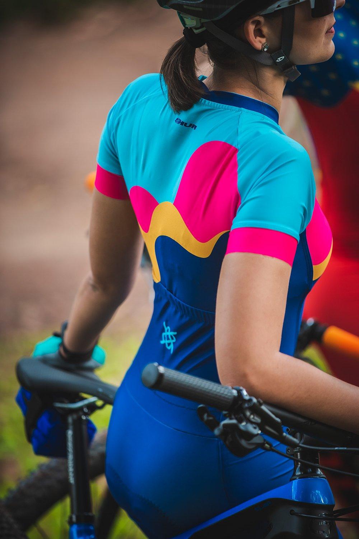 Macaquinho Ciclismo  Feminino HUPI Ipanema