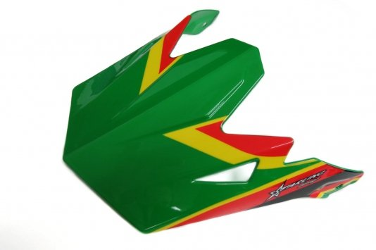 Pala Sobresalente Para Capacete Hupi DH-2 - Verde