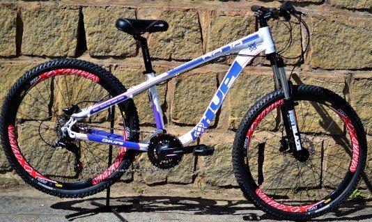 Bicicleta HUPI Naja Mecânica 2019 Branca
