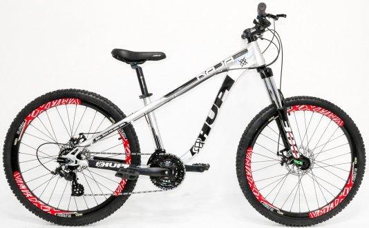 "Bicicleta HUPI Naja One 26"" V7 Raw"