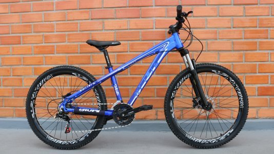 Bicicleta HUPI Whistler Hidráulica 2019 Azul