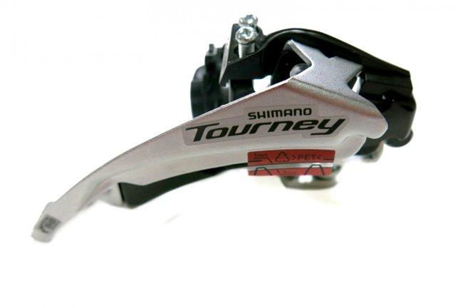 Câmbio Dianteiro Shimano Tourney FDTY500