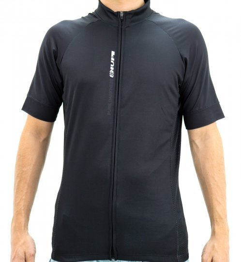 Camisa Ciclismo HUPI All Black