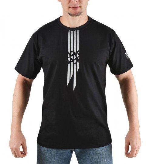 Camiseta Casual HUPI MNC Preta
