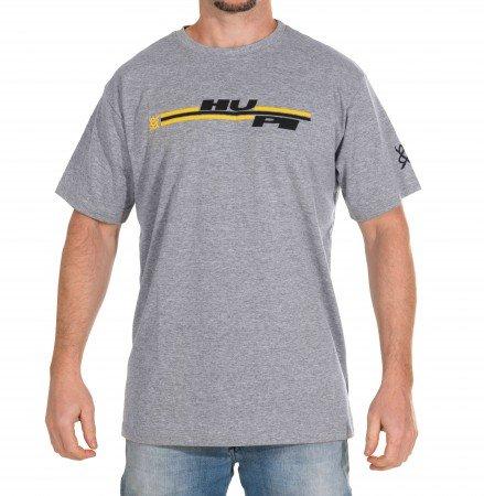 Camiseta HUPI Mepi Cinza Mesclado