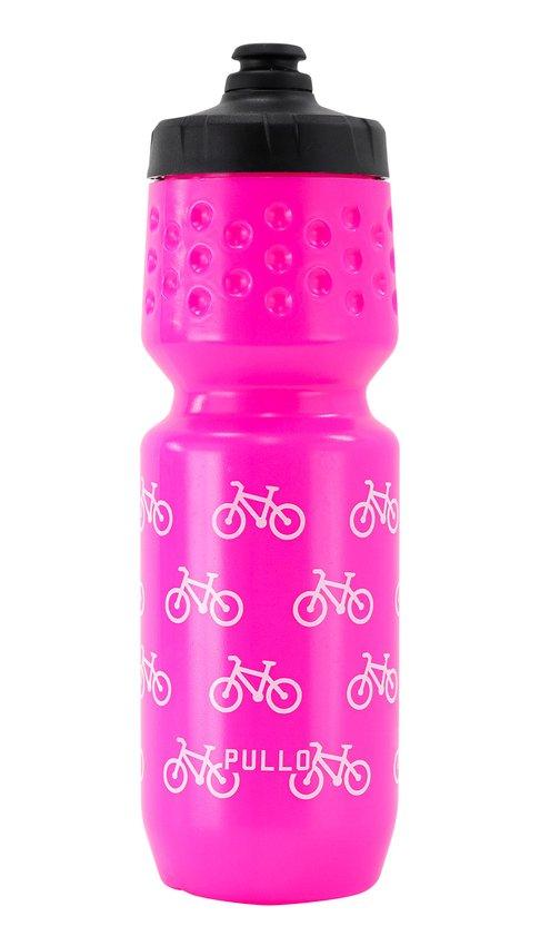 Garrafa Pullo Bike Rosa 750ml