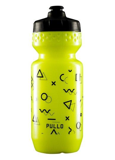 Garrafa Pullo Eureka Amarelo Neon 600ml