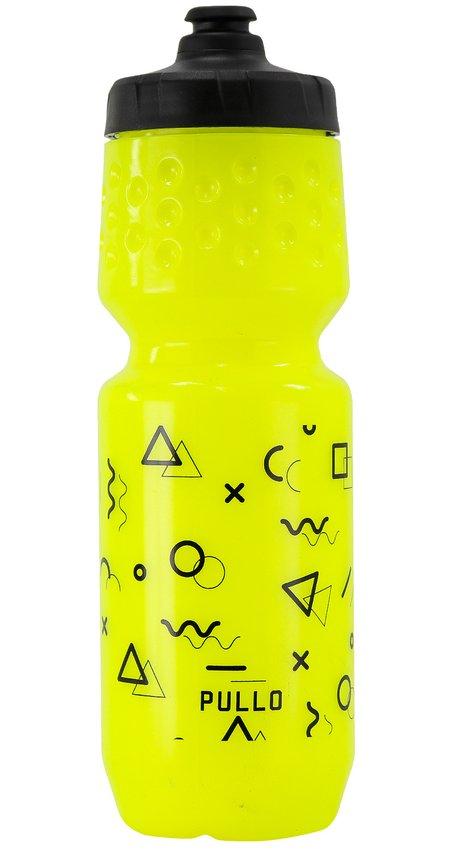 Garrafa Pullo Eureka Amarelo Neon 750ml