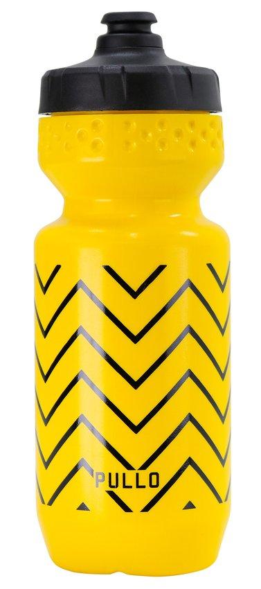 Garrafa Pullo Graffi Amarelo 600ml