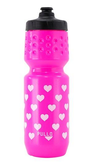 Garrafa Pullo My Heart Rosa 750ml