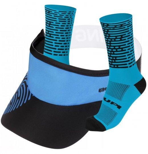 Kit Corrida HUPI Biometria Azul