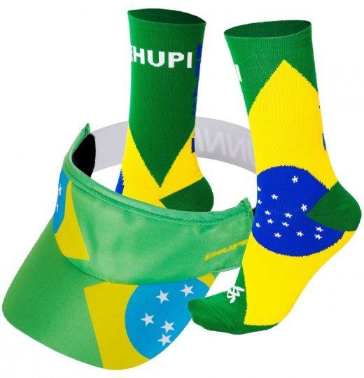 Kit Corrida HUPI Brasil