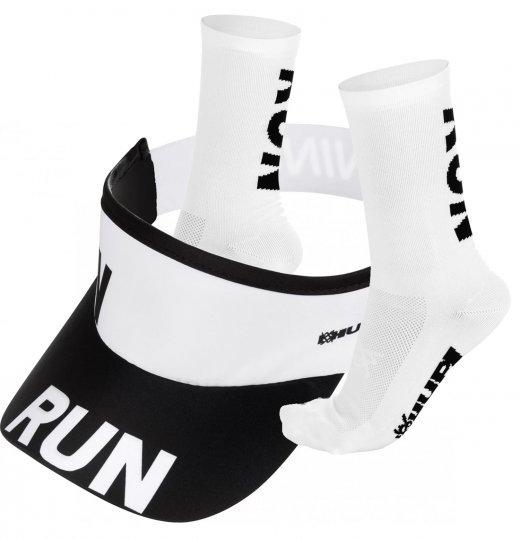 Kit Corrida HUPI Run Branco