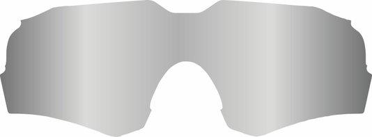 Lente Extra - Óculos de Sol   Fuego Cinza Espelhado