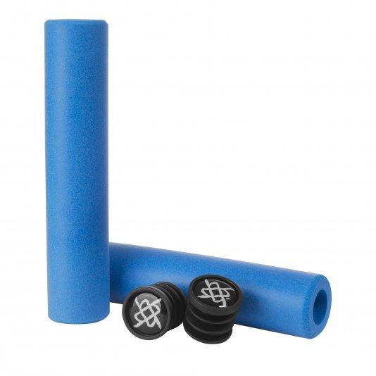 Manopla Silicone HUPI PRO SI Azul