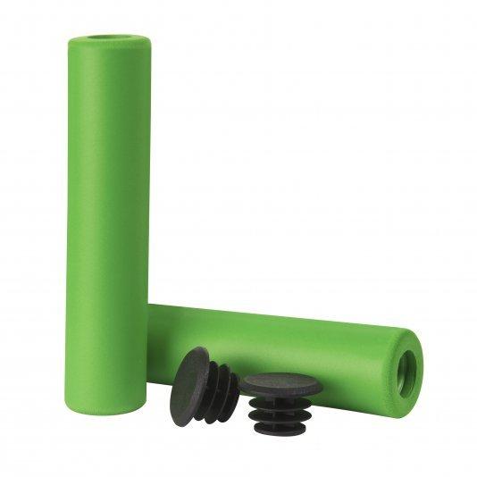 Manopla Silicone HUPI Verde