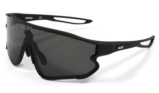Óculos de Sol HUPI Bornio Preto - Lente Preto