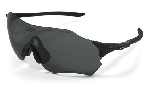 Óculos de Sol  HUPI Fuego Preto - Lente Preto