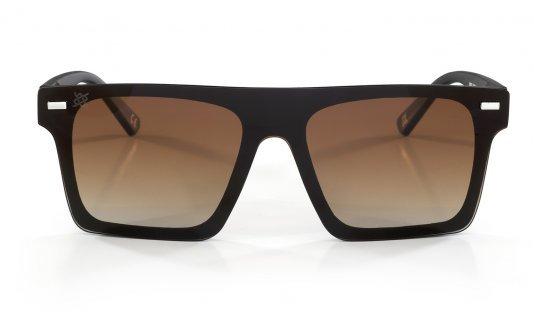 Óculos de Sol Navajio Preto- Lente Marrom