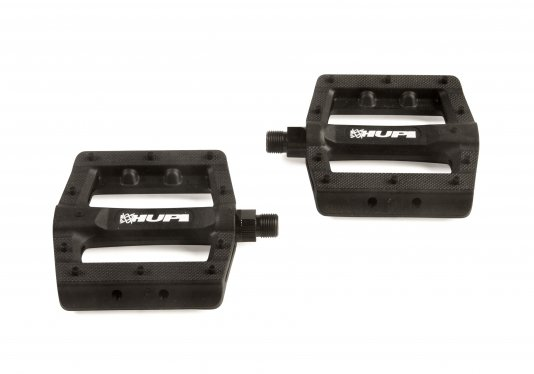 Pedal Plataforma HUPI Plus - Nylon - Preto