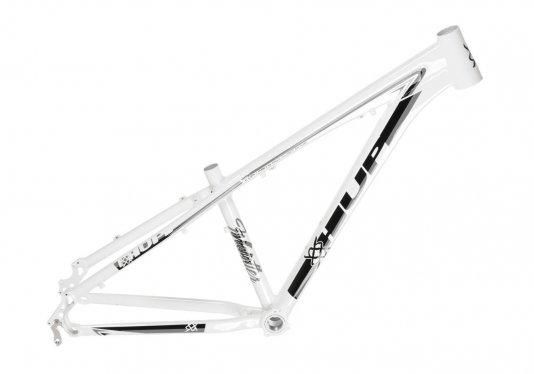 Quadro HUPI Whistler V5 Branco Vertical