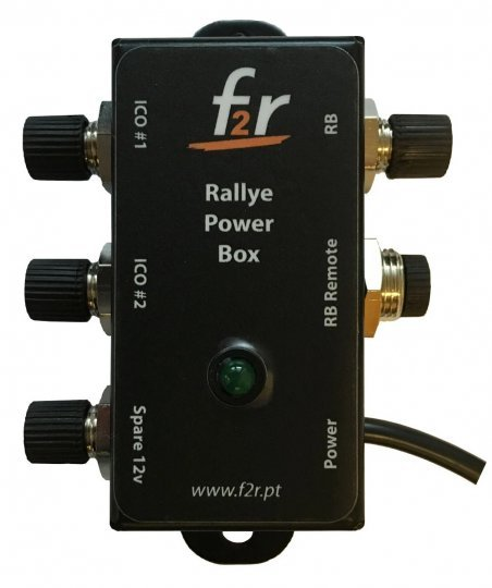 Rallye Power Box F2R