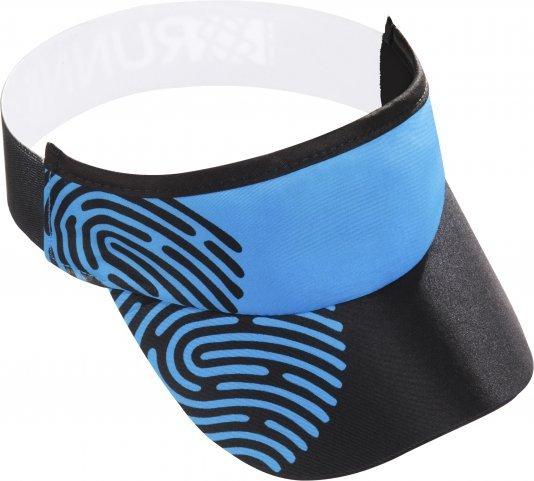 Viseira para Corrida HUPI Biometria Azul