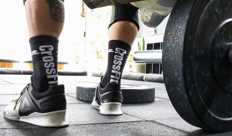 Meia CrossFit HUPI CF