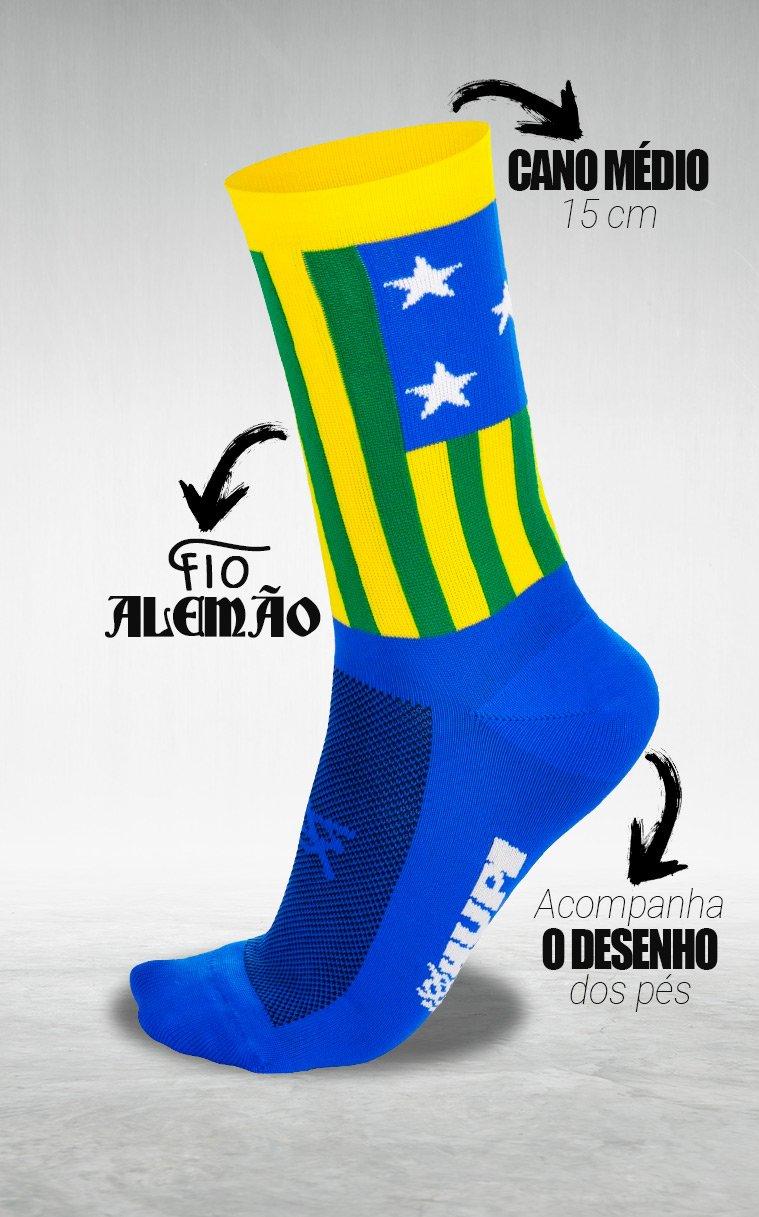 Meia HUPI Goiás