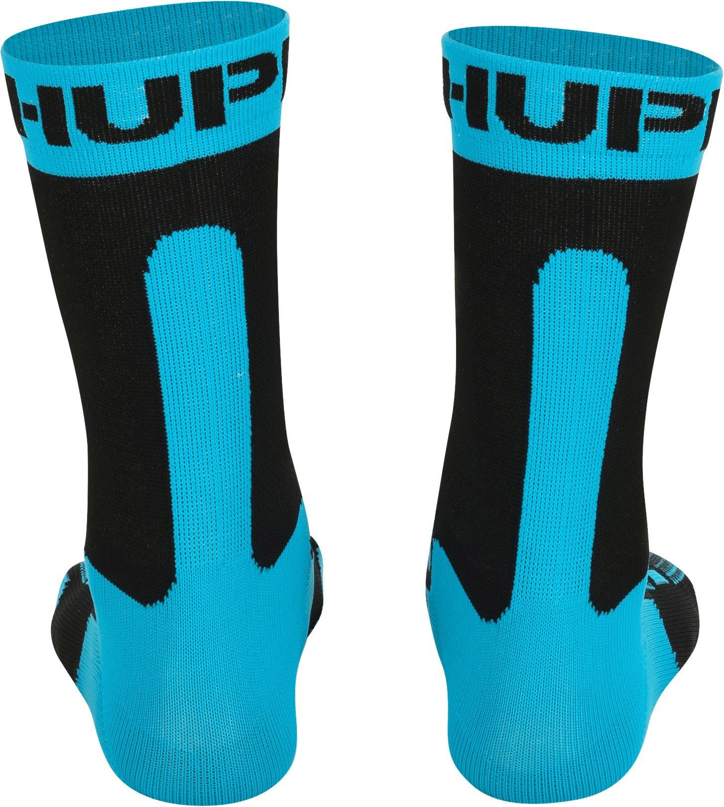 Meia HUPI Ultra Azul