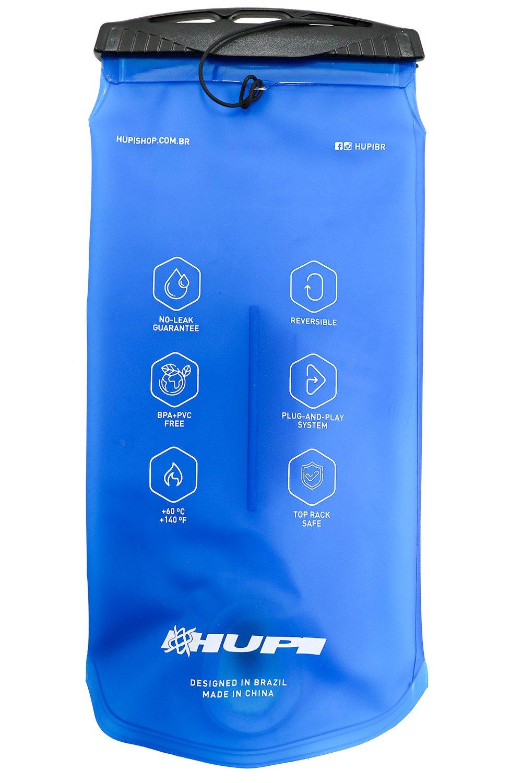 Mochila de Hidratação HUPI HUWE 2.0 Refil 2 Litros