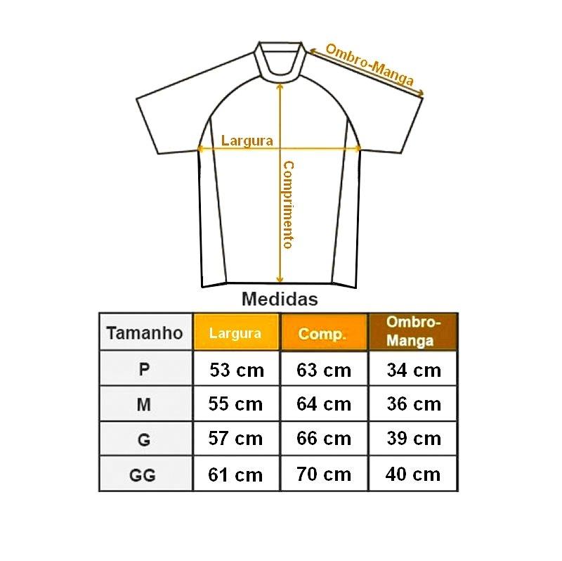 Camiseta HUPI Invert Preta