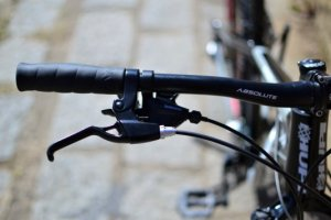 Bicicleta HUPI Naja Mecânica 2019 Preta
